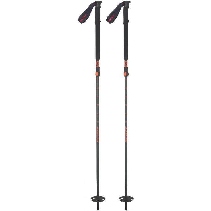 Bâtons de ski 2 brins RIOT 18 Scott 2018