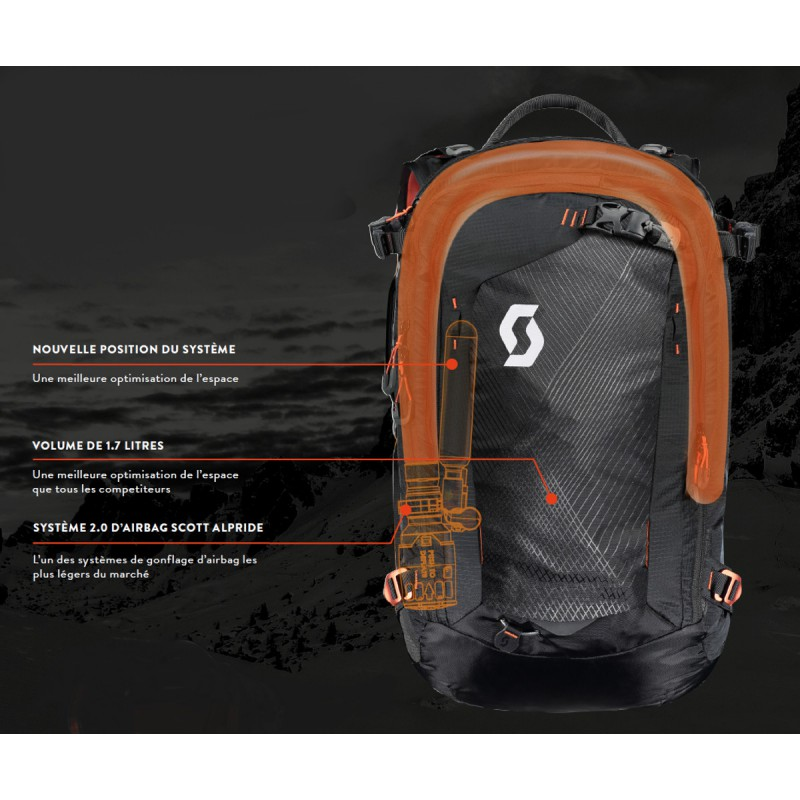 Sac Scott - Backcountry Guide Ap 30 Kit GTjZdfY2