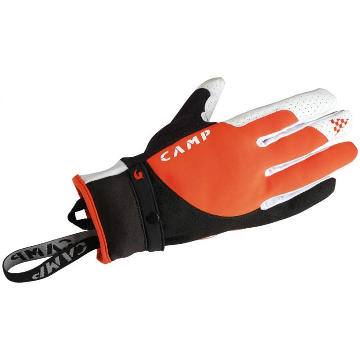 vente professionnelle offres exclusives grand choix de Gants ski de rando G COMP RACING Black-Orange CAMP