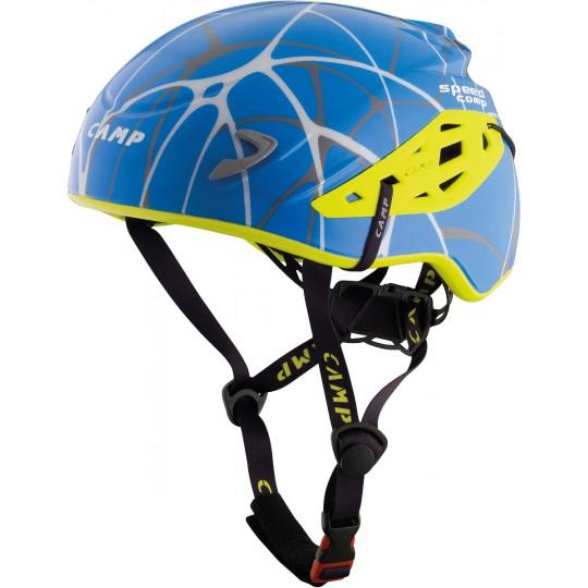 Casque ski et alpinisme SPEED COMP bleu CAMP