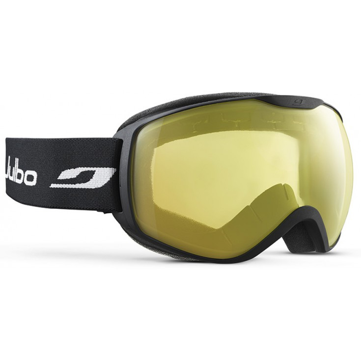 Masque de ski anti-brouillard ISON noir Catégorie 1 Julbo