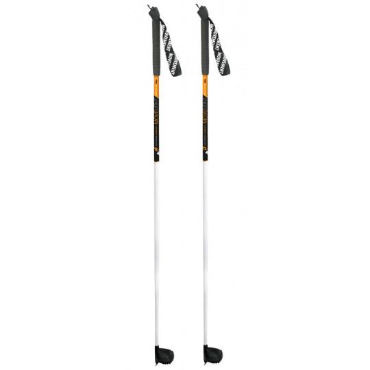 Bâtons de ski de rando RACE PRO ALU orange Movement