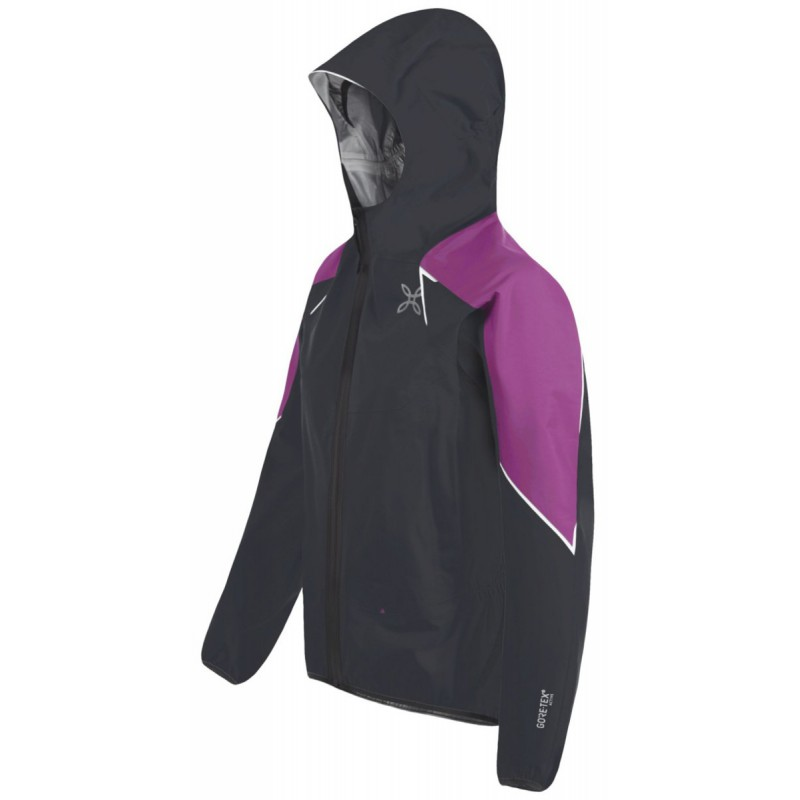 veste gore tex femme magic active jacket anthracite fuchsia montura montania sport. Black Bedroom Furniture Sets. Home Design Ideas
