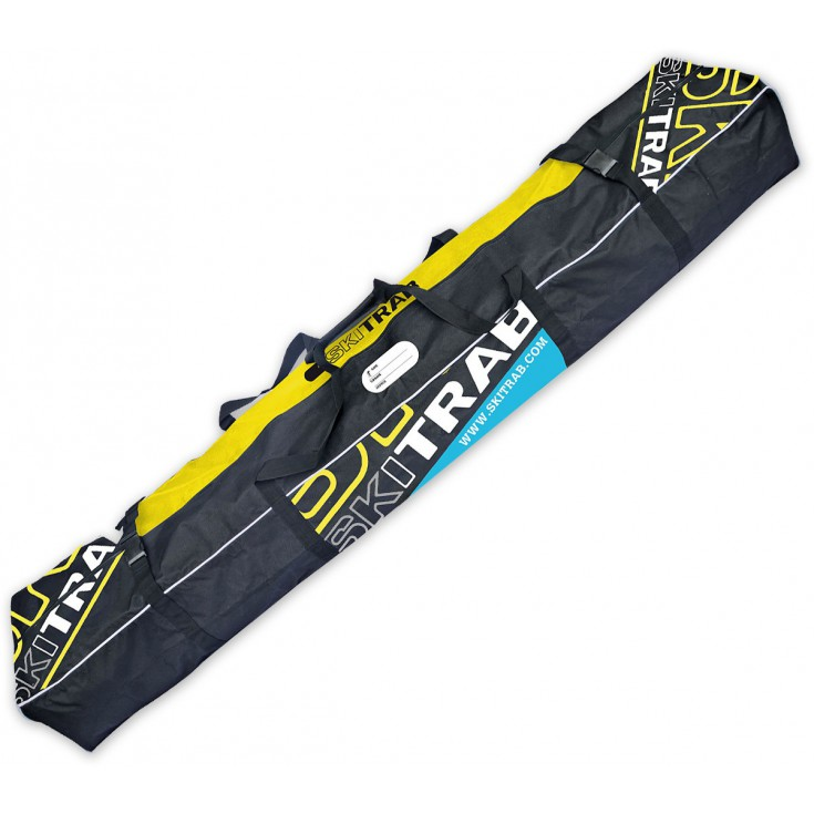housse skis world cup ski bag skitrab montania sport. Black Bedroom Furniture Sets. Home Design Ideas