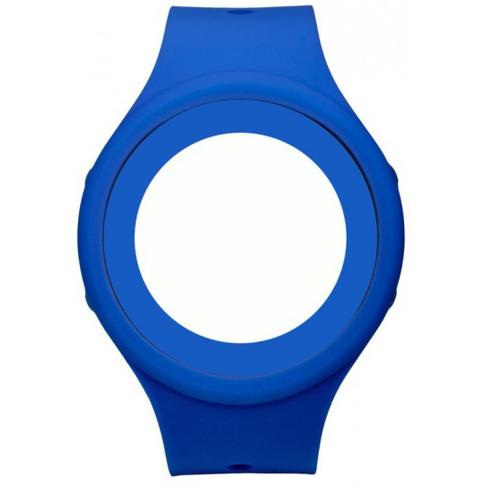 Bracelet de rechange bleu azur pour montre GRANITA Air'N Outdoor