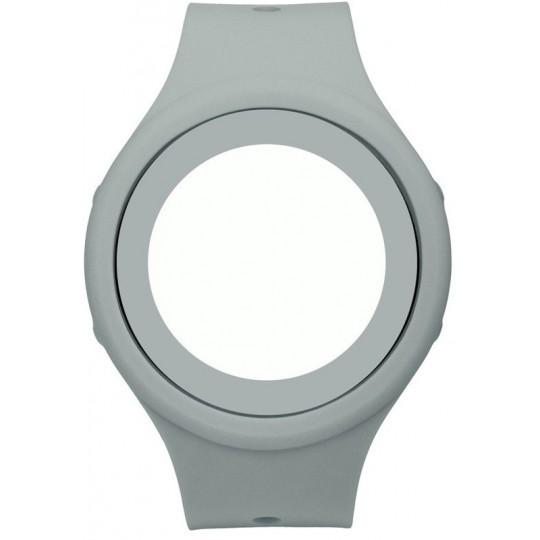 Bracelet de rechange gris pour montre GRANITA Air'N Outdoor