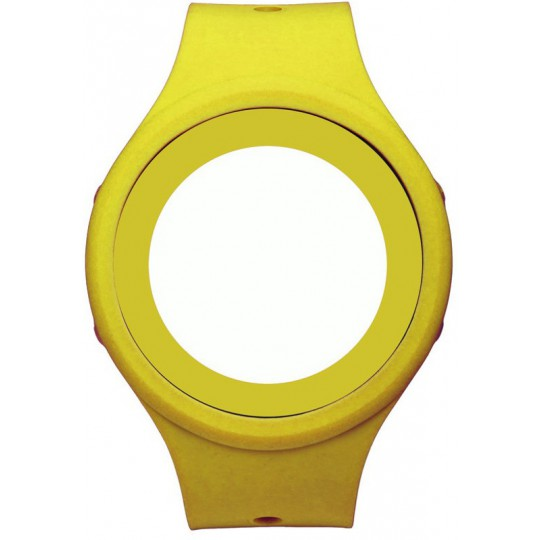Bracelet de rechange jaune pour montre GRANITA Air'N Outdoor
