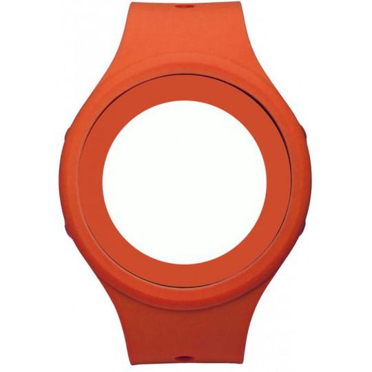Bracelet de rechange rouge-orange pour montre GRANITA Air'N Outdoor