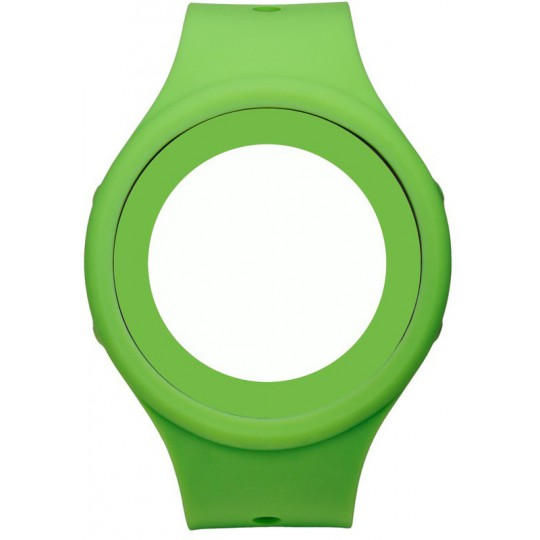Bracelet de rechange vert pomme pour montre GRANITA Air'N Outdoor