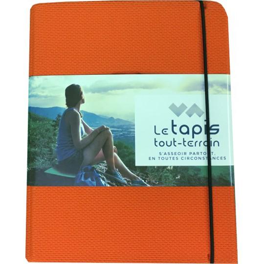 Matelas Tapis tout terrain Wildseat Original Orange
