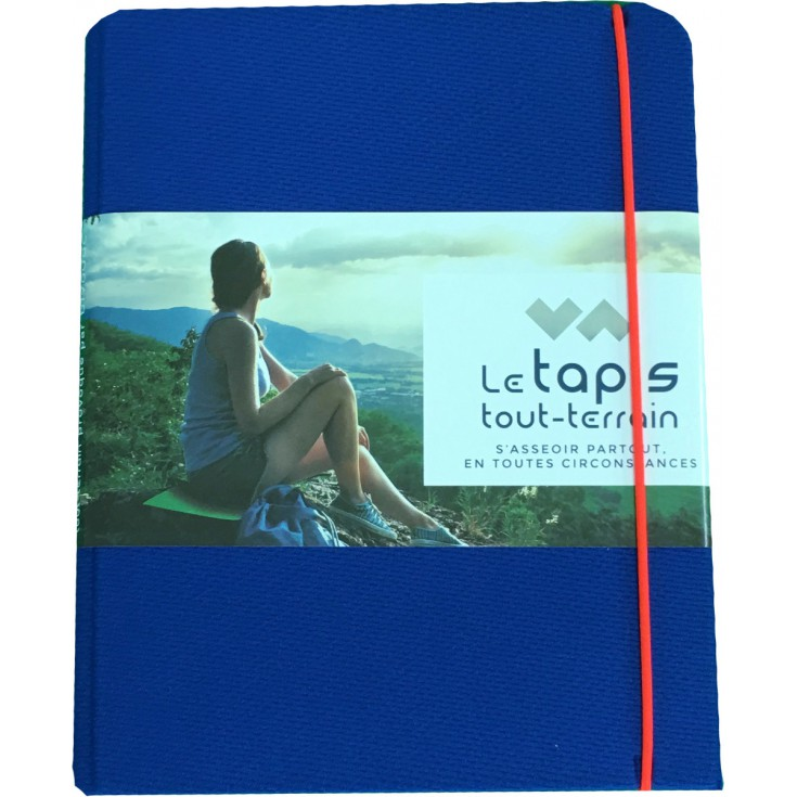 Matelas Tapis tout terrain Wildseat Original Bleu