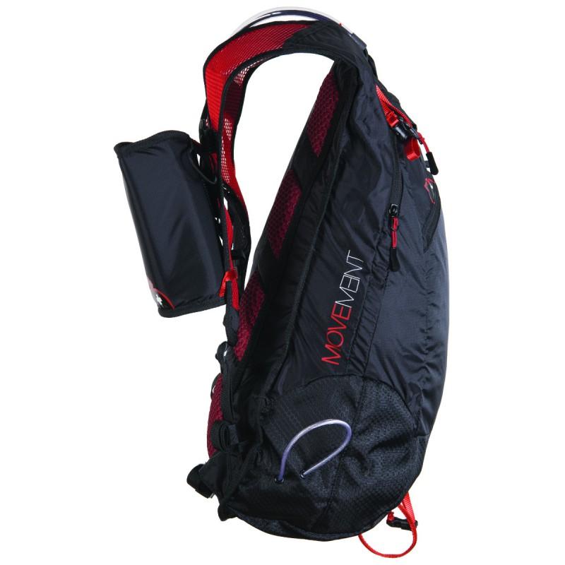 sac dos ski de rando skialpi pack 24 noir movement montania sport. Black Bedroom Furniture Sets. Home Design Ideas