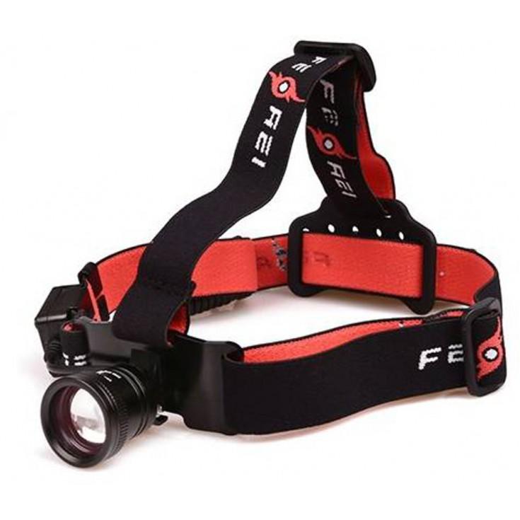 Lampe Frontale Hl40 Ii Zoom Cw 1000 Lumens Ferei Montania Sport