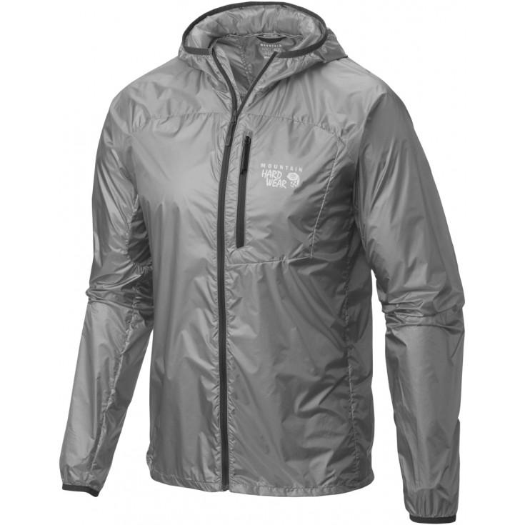 Veste coupe-vent homme GHOST LITE JACKET manta grey Mountain Hardwear