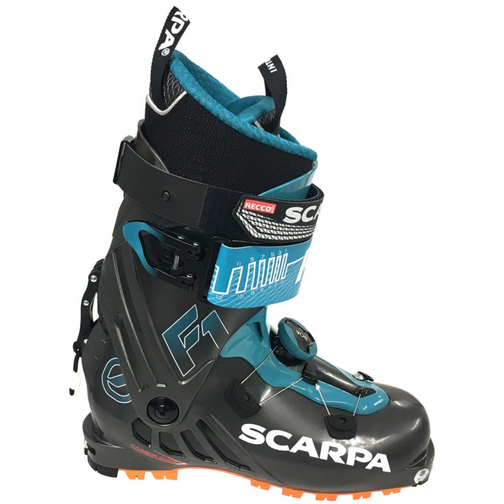 Chaussure ski de rando homme F1 Scarpa 2019