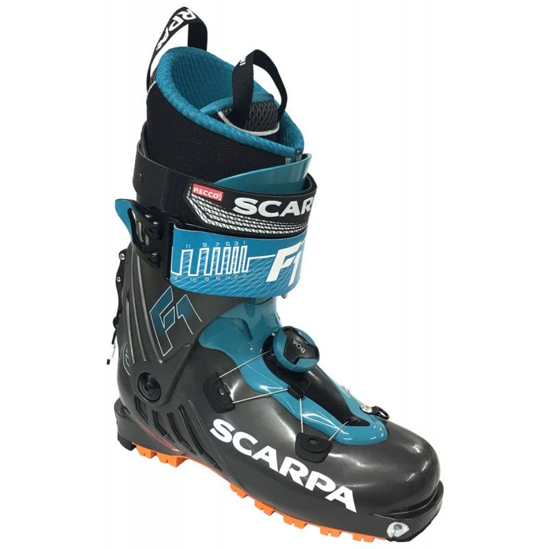 d5bd1b65a06bd5 Chaussure ski de rando homme F1 Scarpa F19-20 - Montania Sport
