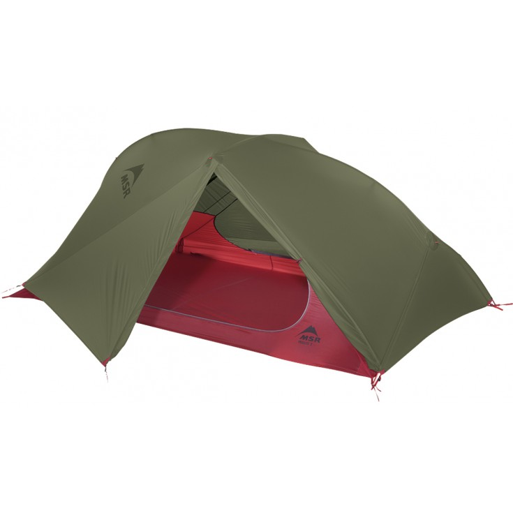 Tente FreeLite 2 verte V2 MSR GEAR