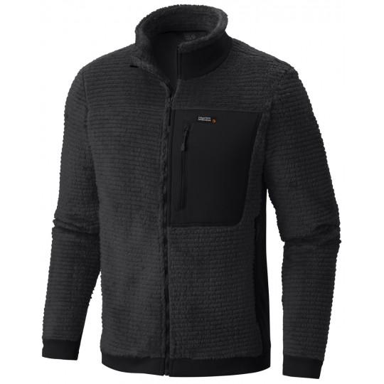 ab0d50af71656 Polaire chaude homme Monkey Man Jacket noire Mountain Hardwear
