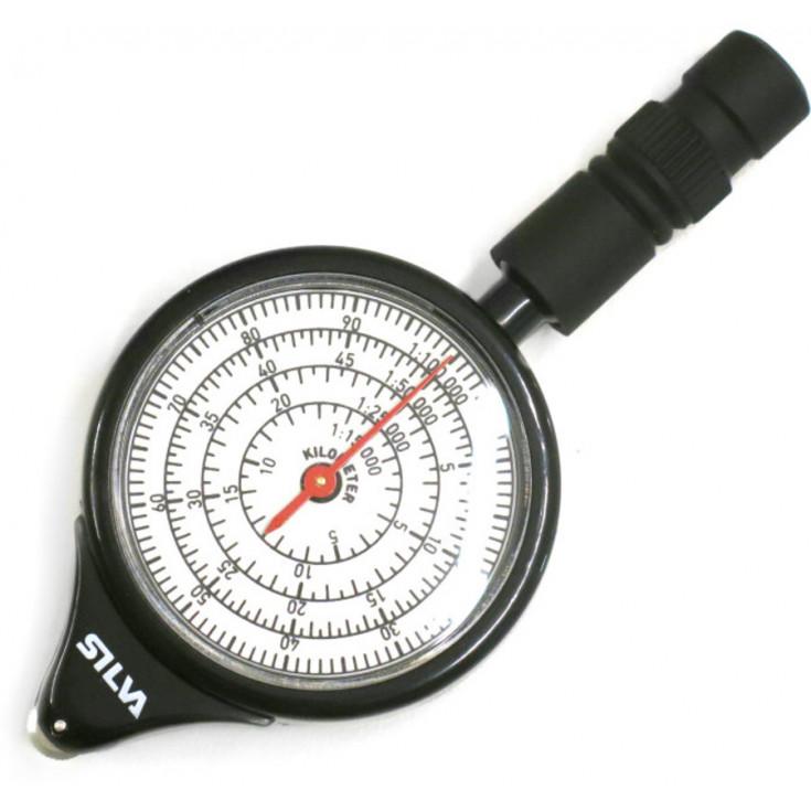Curvimètre pour cartes Silva
