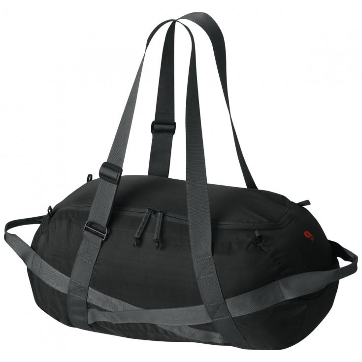 Lightweight Expedition Duffel Bag Small 30L Stealth Grey Mountain Hardwear