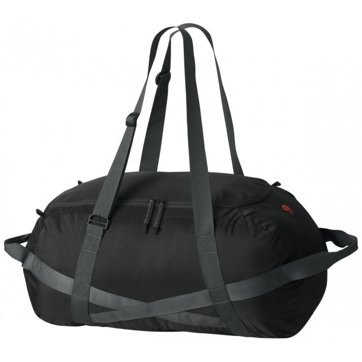Lightweight Expedition Duffel Bag Medium 52L Stealth Grey Mountain Hardwear