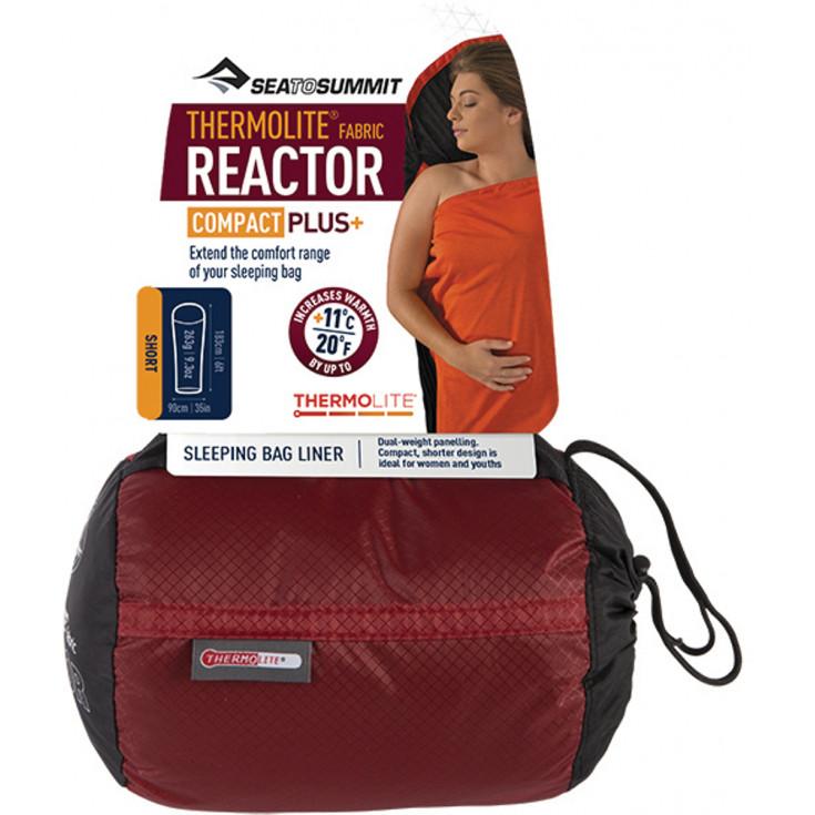 Drap de sac Thermolite Reactor Compact Plus +11°C SeaToSummit