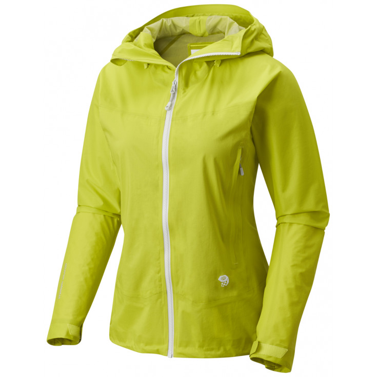 Veste imperméable femme QUASAR LITE II Jacket Flashlight Mountain Hardwear