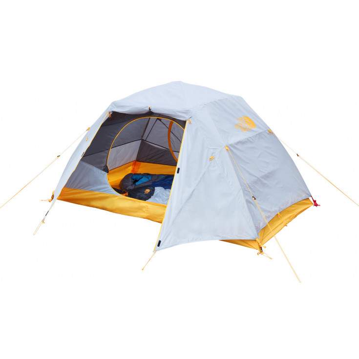 Tente Stormbreak 2 Grey-Yellow The North Face