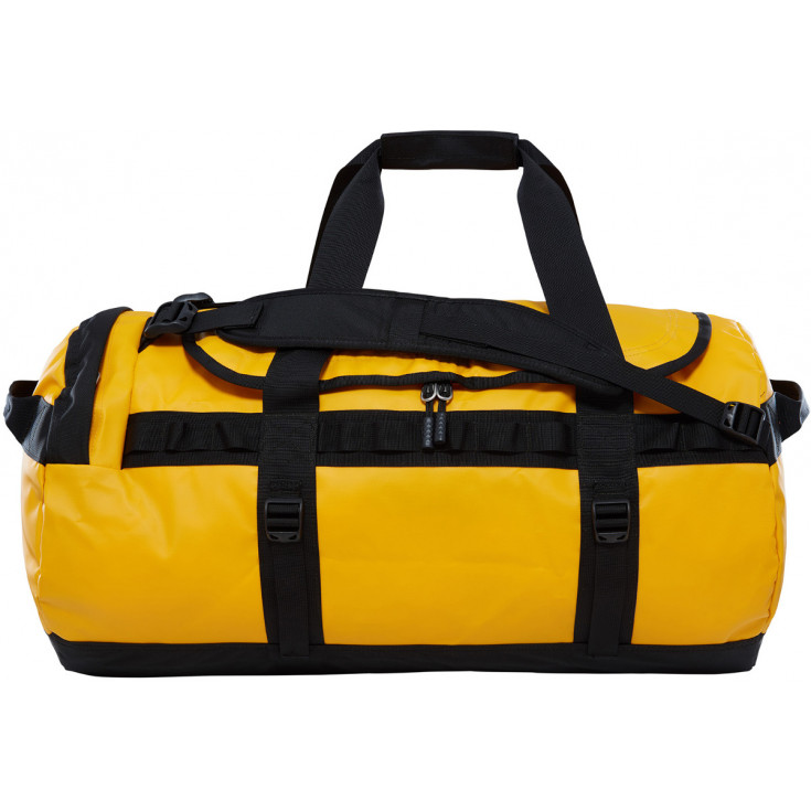 db22544090 Sac de voyages BASE CAMP DUFFEL M 71 Summit Gold The North Face S19 ...