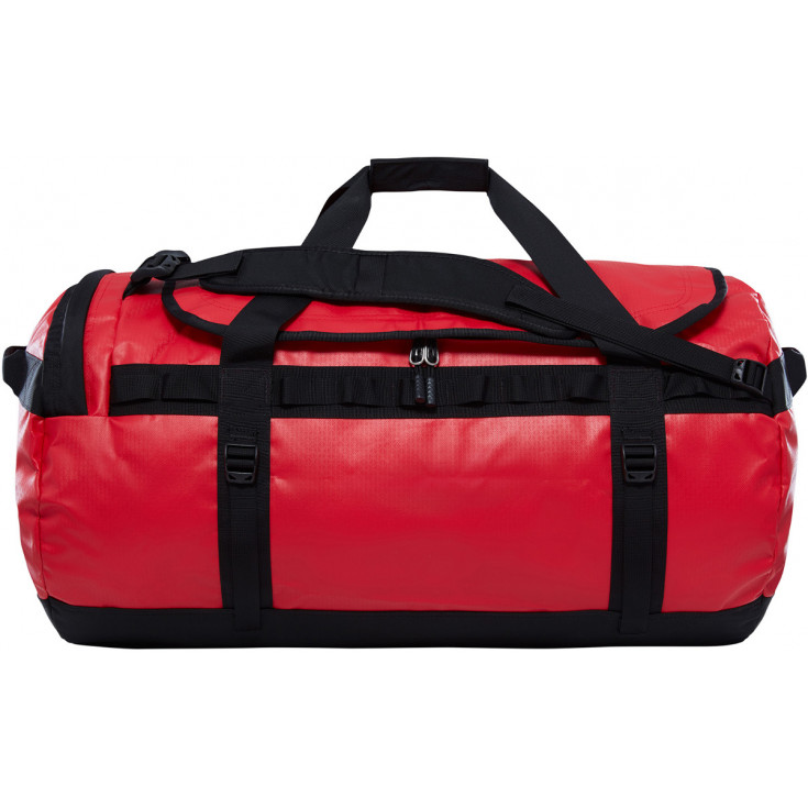 eb4ac9e1f7 Sac de voyages BASE CAMP DUFFEL L 95 TNF Red The North Face S19 ...