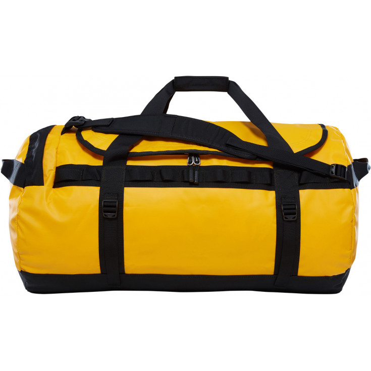 2386cdfcdc Sac de voyages BASE CAMP DUFFEL L 95 Summit Gold The North Face S19 ...