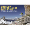 Chaussure femme DIAGONAL LITE WMN Grey-Blue Dolomite