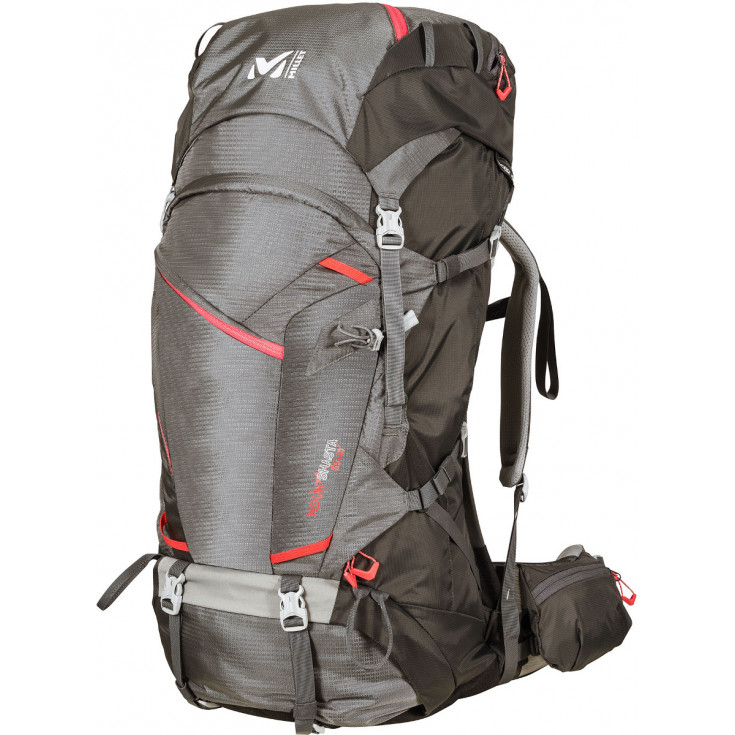 770823bb42b8 Sac à dos trekking femme MOUNT SHASTA 55+10 LD Pearl Millet ...