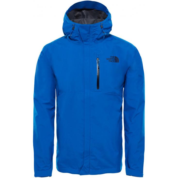 veste gore tex paclite homme dryzzle jacket bleu the north face montania sport. Black Bedroom Furniture Sets. Home Design Ideas