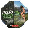 Douche portative avec pression Helio Pressure Shower bleue Nemo