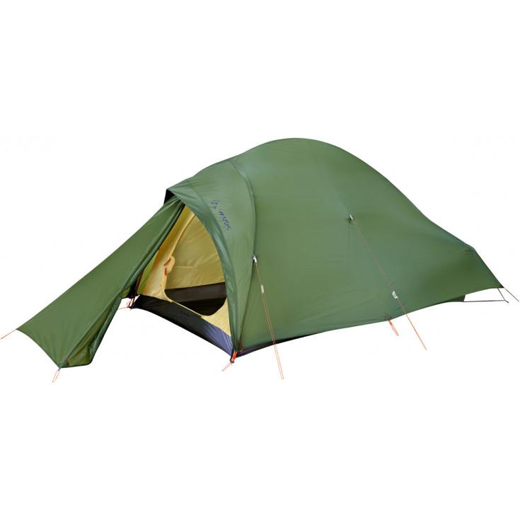 Tente Hogan UL 2P Green Vaude