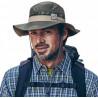 Chapeau de randonnée BOONEY HAT Hashtag Moss Green Buff