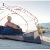 Tente de randonnée LIMELIGHT 2P orange + Footprint Marmot Equipment