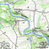 Cartes numériques IGN ZONE 3 GlobeXplorer