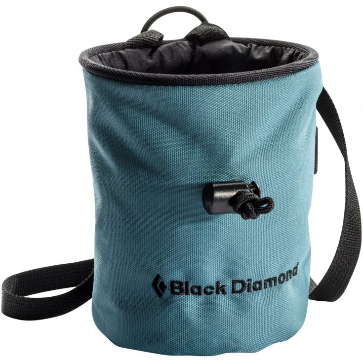 Sac à pof MOJO MEDIUM bleu casplan Black Diamond