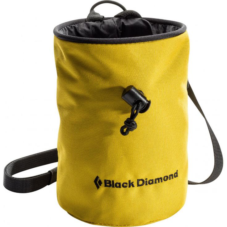 Sac à pof MOJO LARGE moutarde Black Diamond