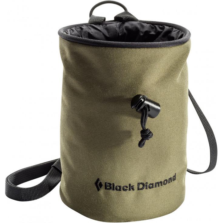 Sac à pof MOJO LARGE olive Black Diamond
