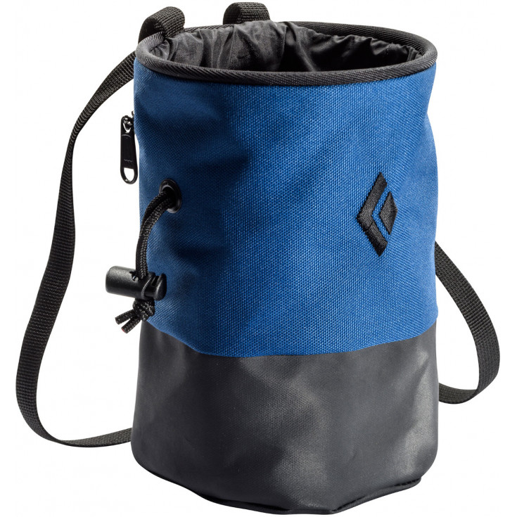 Sac à pof MOJO ZIP LARGE bleu-denim Black Diamond
