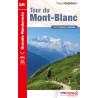 Livre TopoGuides LE TOUR DU MONT BLANC - GR TMB - FFRandonnée