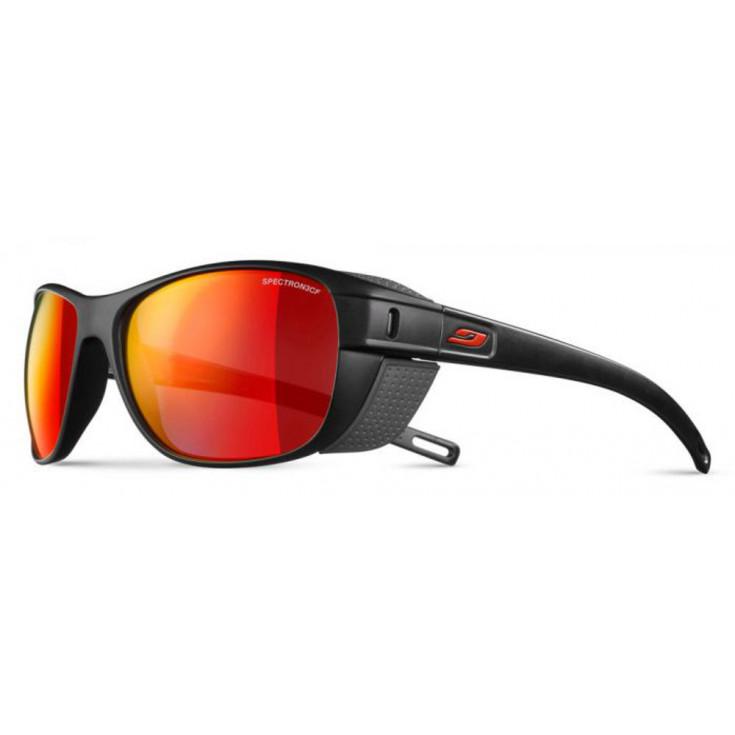 bd073ca34a769f Lunettes de soleil CAMINO noir SP3CF multi-rouge Julbo - Montania Sport