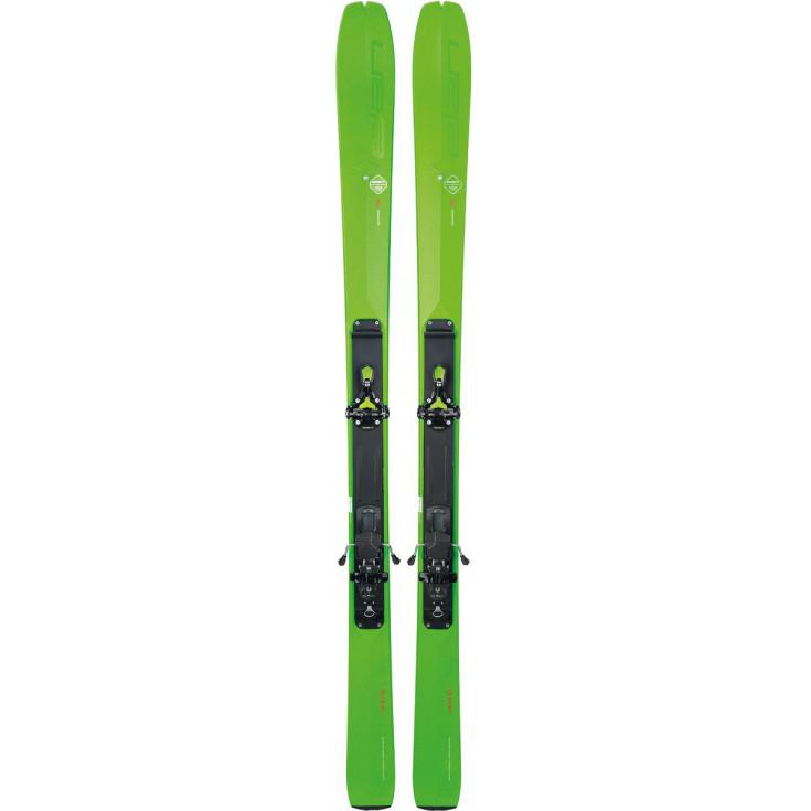 Ski de rando IBEX 84 CARBON vert Elan