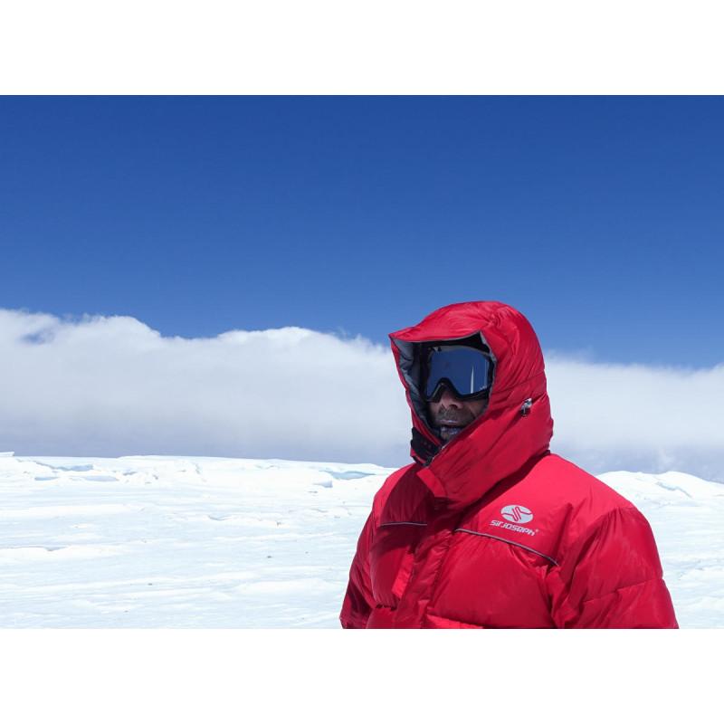 Doudoune Expedition Homme 8000 Ii Jacket 40 Rouge Sirjoseph