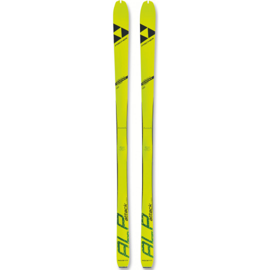 Ski de rando ALPATTACK CARBON 65 Fischer 2019