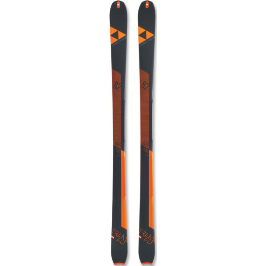 Ski de rando TRANSALP 82 orange Fischer 2019