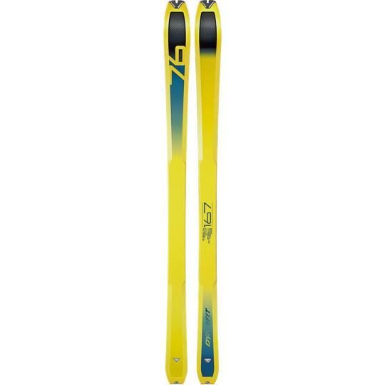 Ski de rando SPEED 76 jaune Dynafit